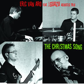 cover album EricVanaroChristmasSong